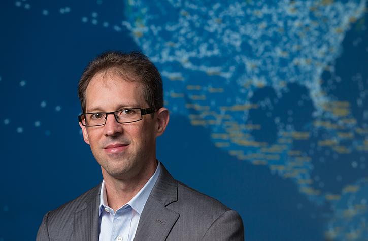 David McNett, FlightAware Chief Information Officer