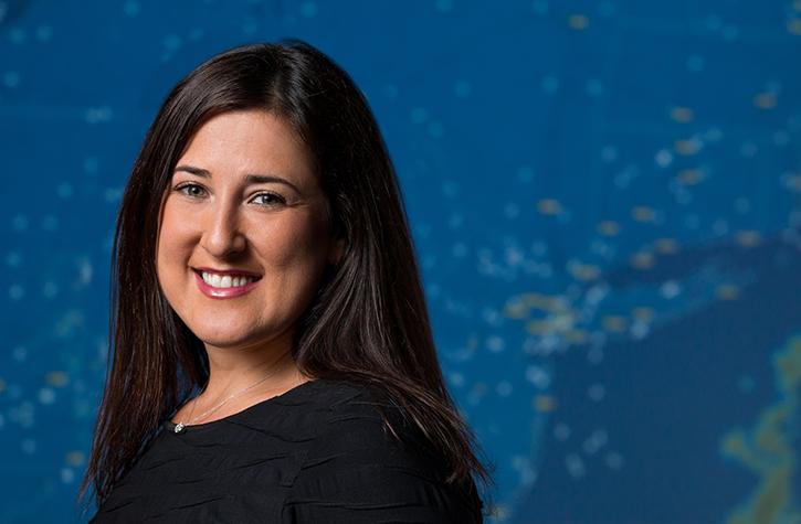 Rachel Miller, FlightAware Vice President, Advertising Sales