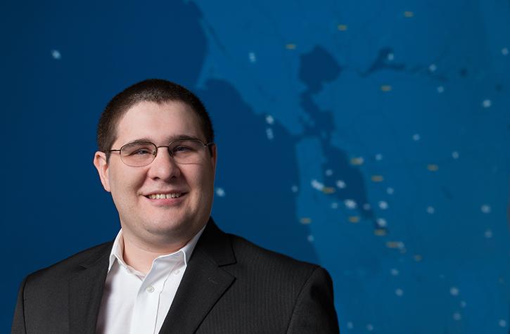 Sean Kelly, FlightAware Director, IT Operations