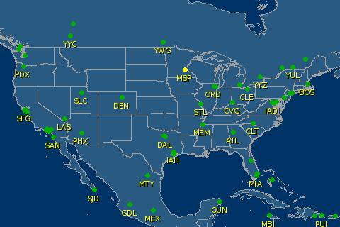 Worldwide Airport Delays And Airport Status Flightaware - Us-air-traffic-map